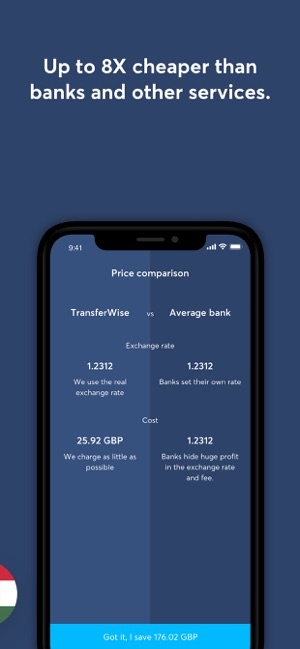 Transferwise On The