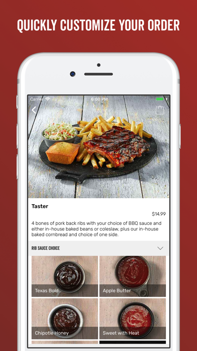 Montanas BBQ & BarScreenshot of 3