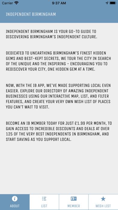 Independent Birminghamのおすすめ画像1