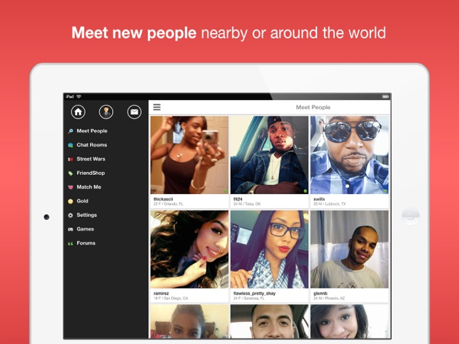 Moco - Chat, Meet People on the App Store