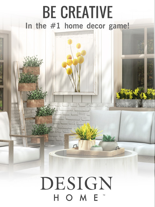 Design Home On The App