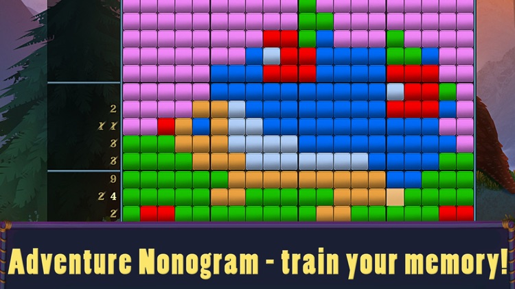 Adventure Nonogram - Picross