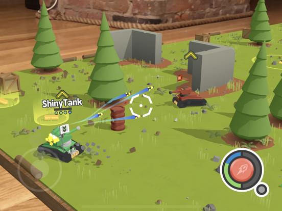 AR Tanks screenshot 10