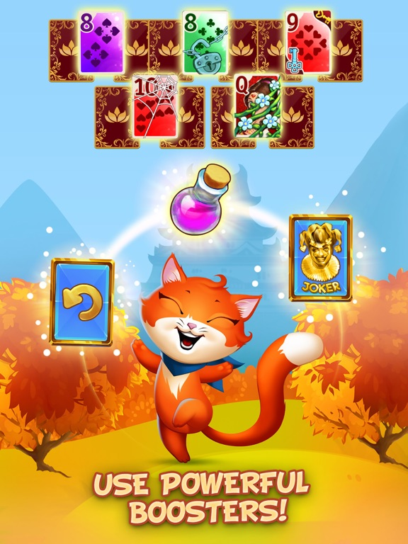 Solitaire Tour screenshot 9