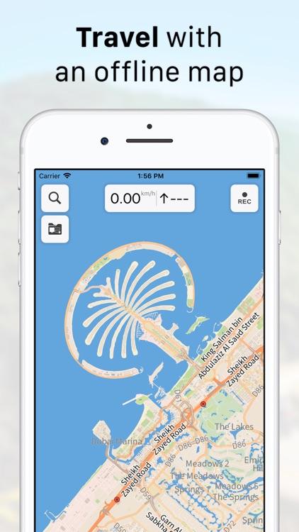 Guru Maps Pro screenshot-0