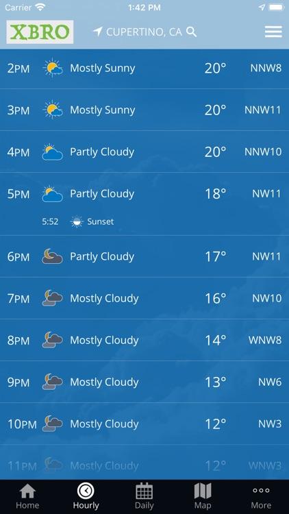XBRO Weather