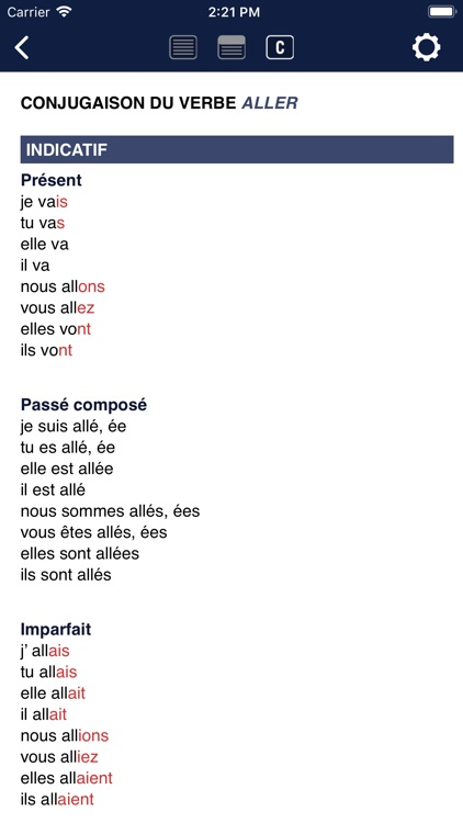 Multidictionnaire screenshot-3