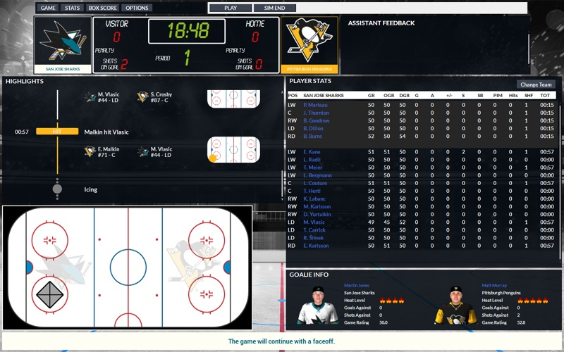 Franchise Hockey Manager 6 for Mac