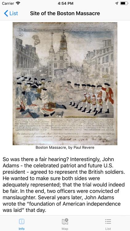 Historic Boston screenshot-3