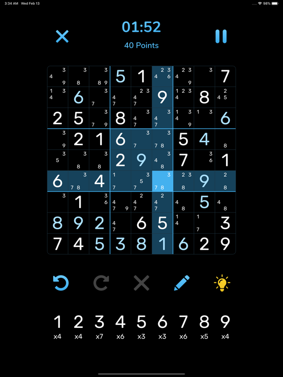 Sudoku Extreme - Number Puzzle   App Price Drops