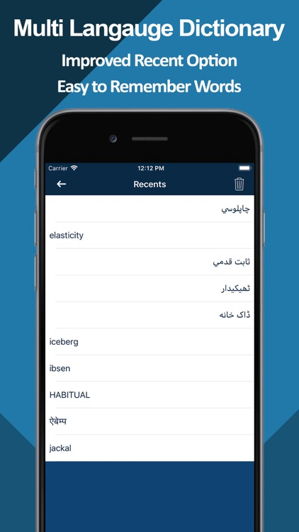 Multilingual Dictionary Pro screenshot-9