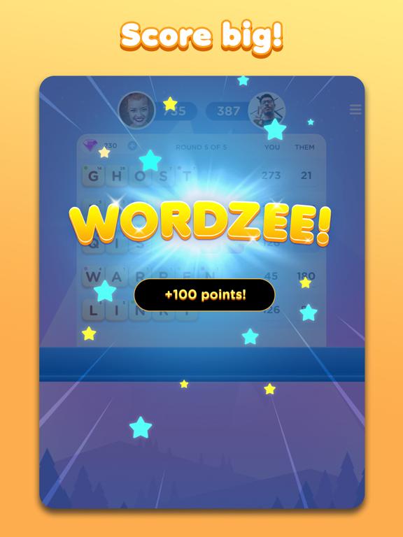 Wordzee! screenshot 8