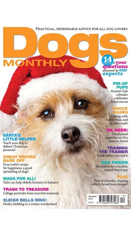 Dogs Monthly Magazine screenshot-3