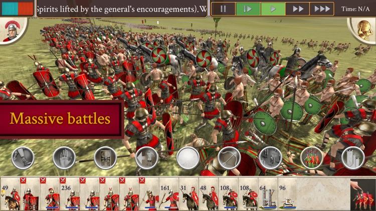 ROME: Total War screenshot-4