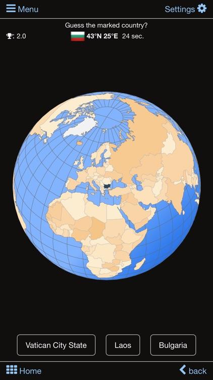 World atlas & map MxGeo Pro screenshot-6