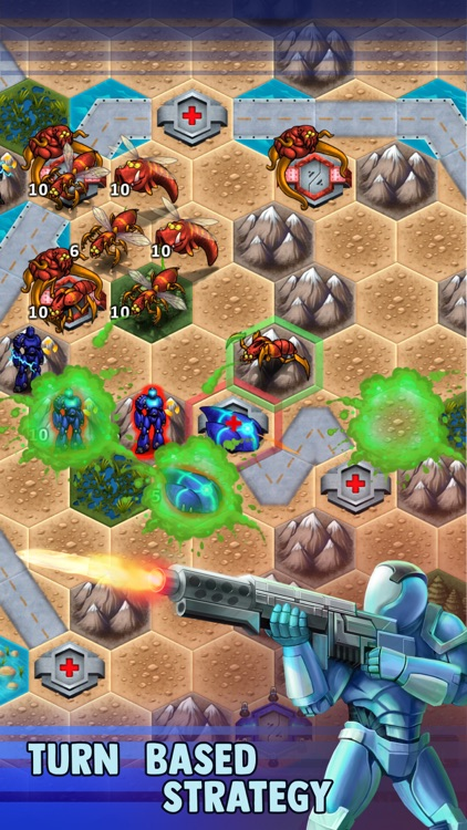 UniWar: Multiplayer Strategy screenshot-0