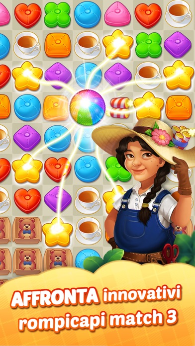Screenshot for Matchington Mansion in Italy App Store
