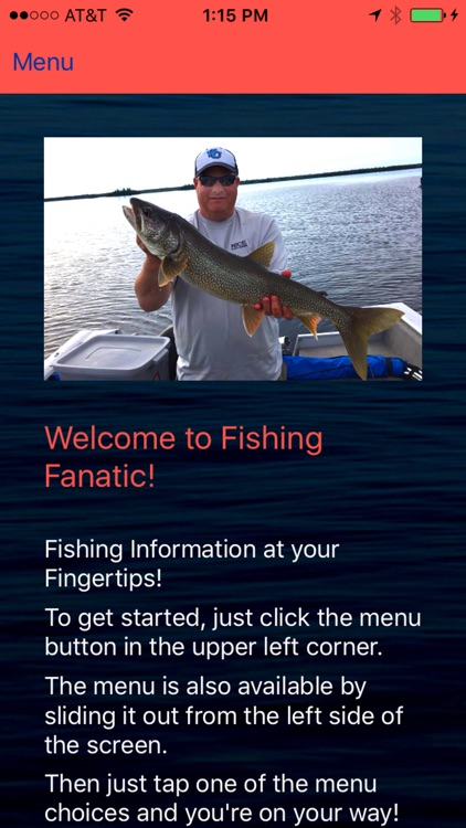 Fishing Fanatic - Fishing App