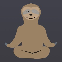 Sloth: Breathe & Meditate