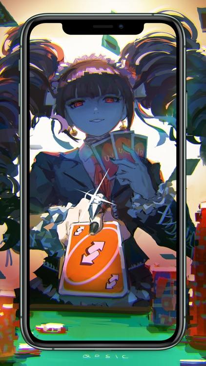 Anime Wallpapers HD Background screenshot-4