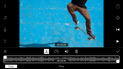 Filmmaker Pro Video Editor app image
