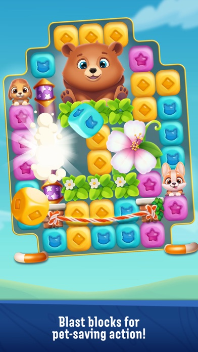 download Pet Rescue Puzzle Saga apps 3
