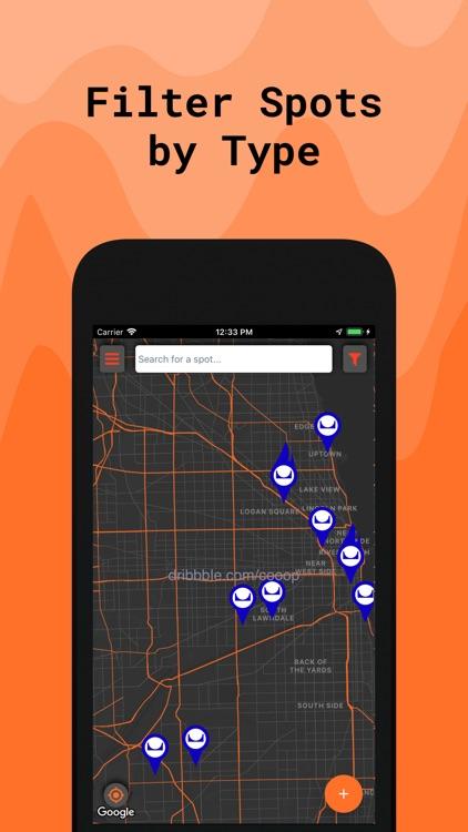 Own The Spot: Find Skate Spots screenshot-6