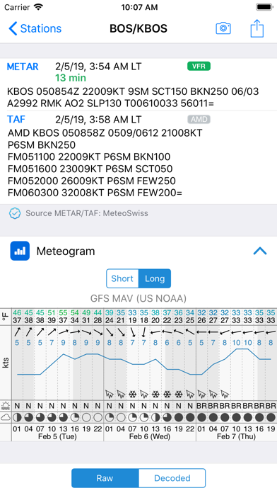 AeroWeather Lite screenshot four