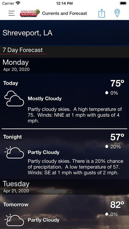 ArkLaTex Weather Authority screenshot-4