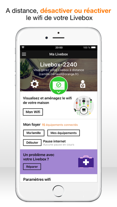messages.download Ma Livebox software