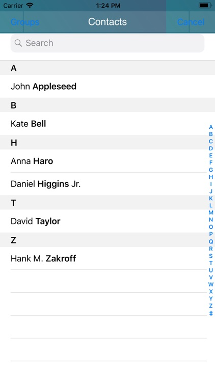 Five Card Dialer screenshot-7