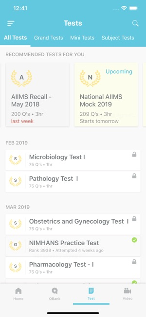 MARROW - Neet PG Qbank & Tests on the App Store