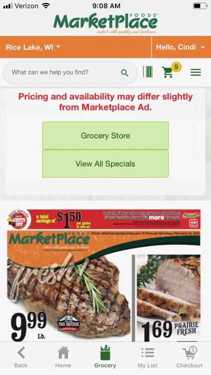 MarketPlace Foods WI