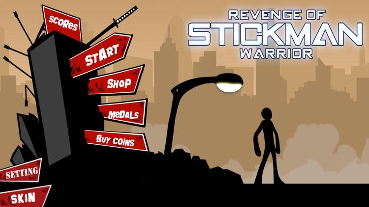 Revenge Of Stickman Mike