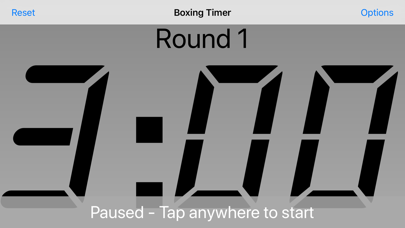 Boxing Timerのおすすめ画像4