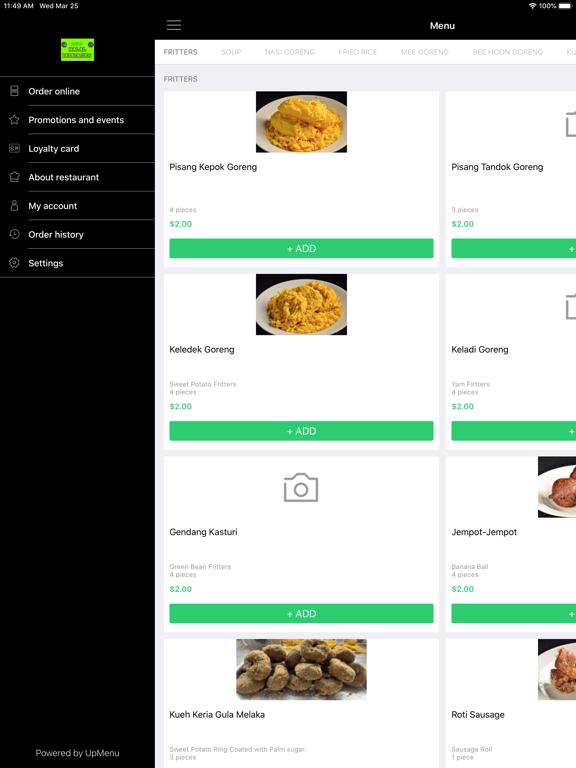 Halal Delicacies screenshot 8