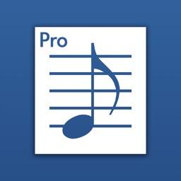 Notation Pad Pro - Sheet Music