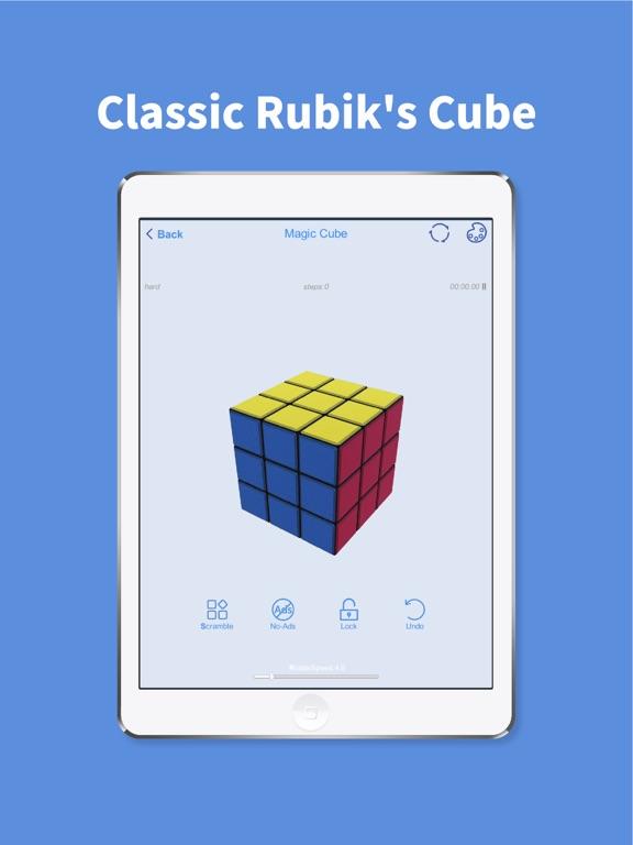 Rubiks Cube-Numpuz Puzzle Game screenshot 3