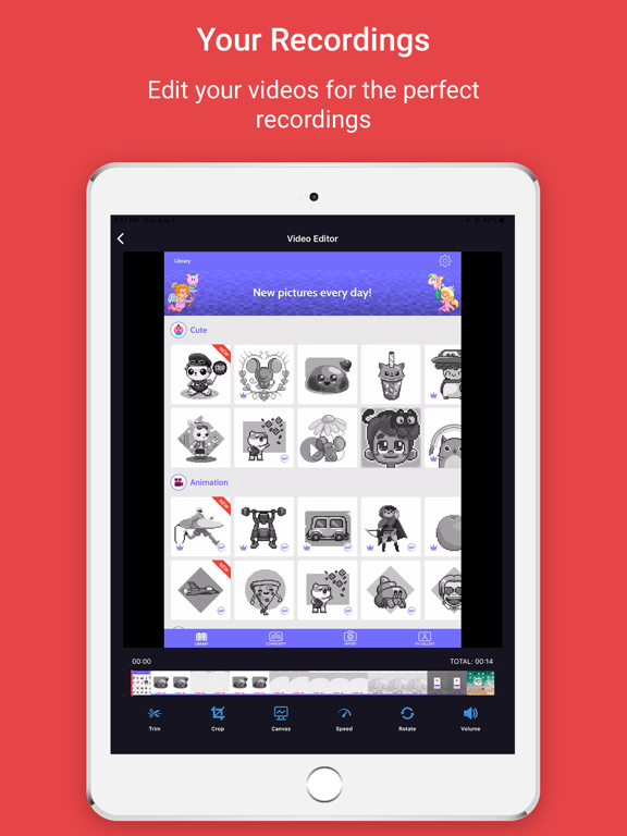 Screen Recorder - Files Record screenshot