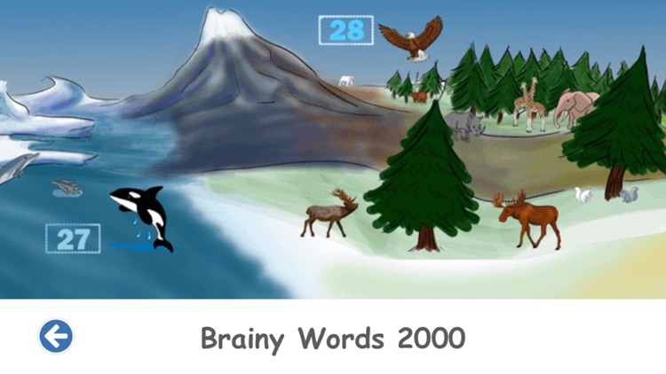Brainy Words 2000 screenshot-4