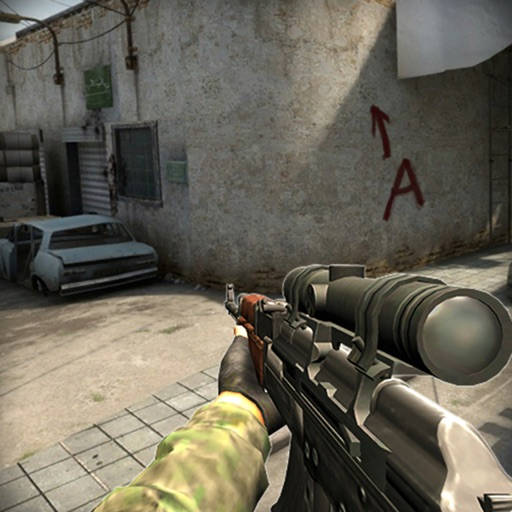 Infected Zombie War : Shooting