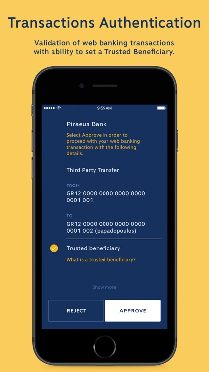 Nov 19, 2019 Using the winbank mobile app,  Financial planning tools - New home screen with transactions from all channels - View of all product categories - Categorization of monthly expenses with capability of setting spending goals - Saving goals  saving progress Easy navigation In the new home