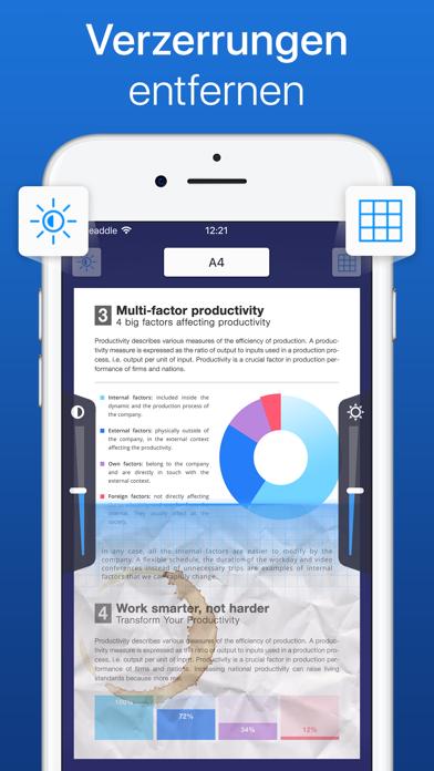 Screenshot for Scanner Pro: PDF Scanner & Fax in Austria App Store