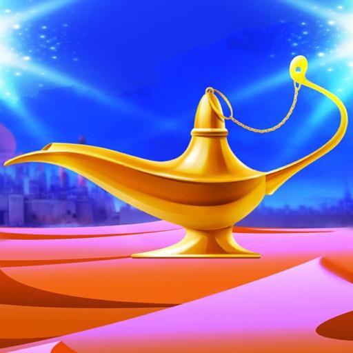 Hidden Objects: Aladdin