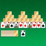 接龙纸牌游戏经典。