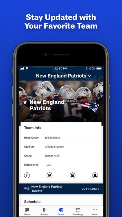 NFL screenshot-5