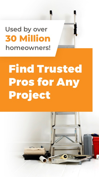 Find A Contractor >> Homeadvisor Find A Contractor By Homeadvisor Inc