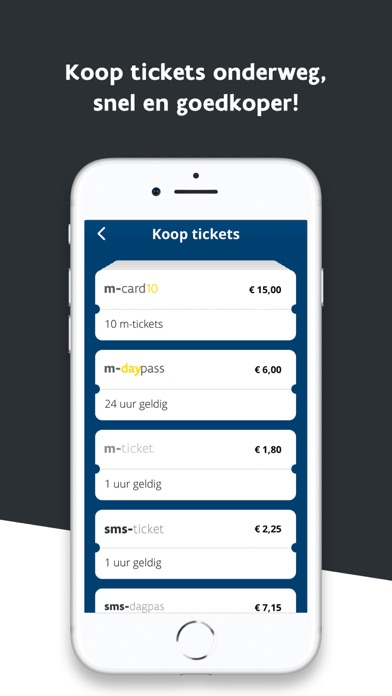 Screenshot for De Lijn in Germany App Store