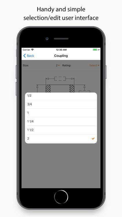 Piping Toolbox - Engineering screenshot-7