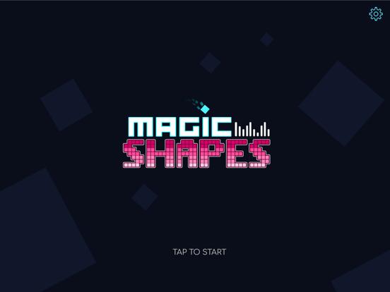 Magic Shapes: RED Beats screenshot 12
